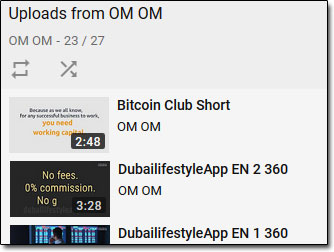 Free Ad Cash System YouTube Account Uploads
