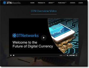 3T Networks Website Screenshot