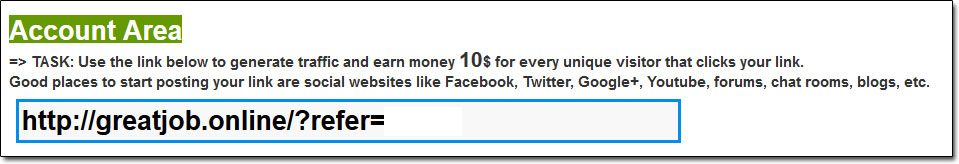 Best Cash Job Link Share