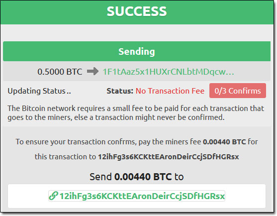 Free Bitcoin Generator Scam - It's Not Real The Surveys Won