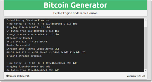 Free Bitcoin Generator Scam - It's Not Real The Surveys Won't Get