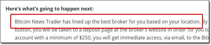 Bitcoin News Trader Broker