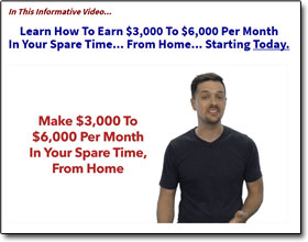 The Home Income System Website Screenshot