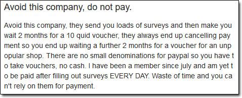 Toluna Do Not Pay