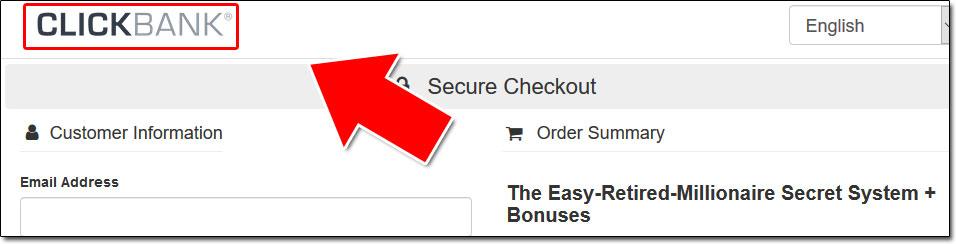 Easy Retired Millionaire System ClickBank