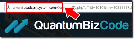 Quantum Biz Code Free Ad Cash System