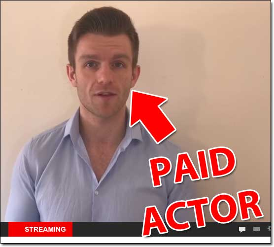 60 Minute Profit Plan Paid Actors