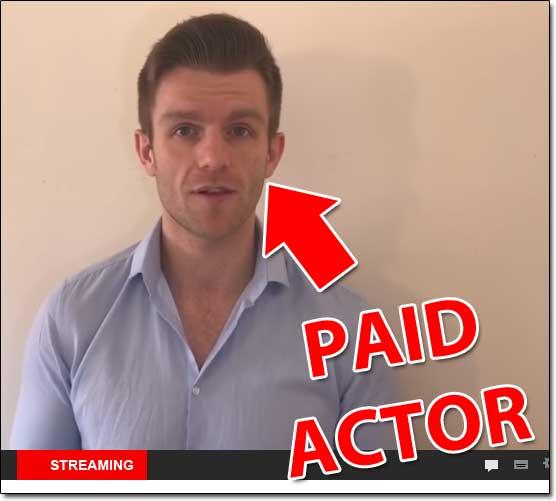 60 Minute Profit Plan Paid Actors