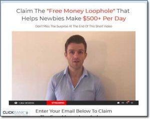 60 Minute Profit Plan Website Screenshot