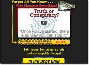 Easy Cash 4 Ads Website Screenshot