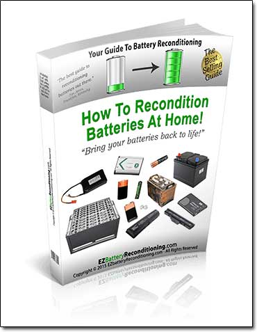 EZ Battery Reconditioning eBook