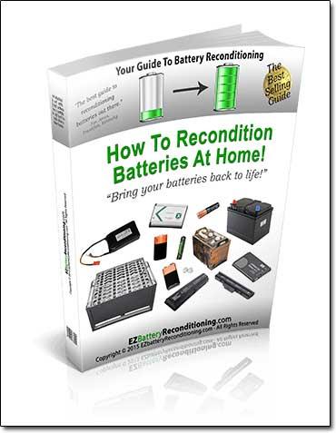 EZ Battery Reconditioning eBook