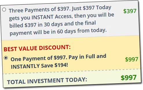 Inbox Blueprint Cost