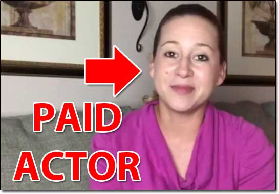 Kindle Sniper Paid Actor