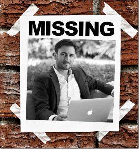 Matt Lloyd Gone Missing