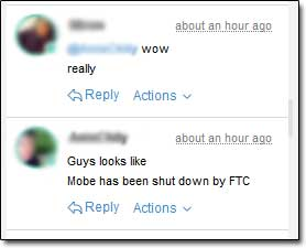 MOBE Shut Down By FTC Reports