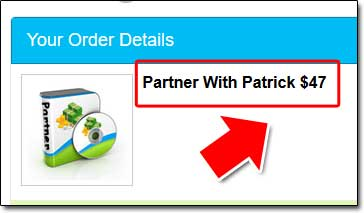Partner With Patrick Price