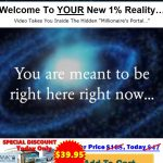 The Manifestation Millionaire System Website Screenshot
