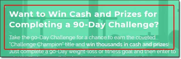 Visalus 90 Day Challenge