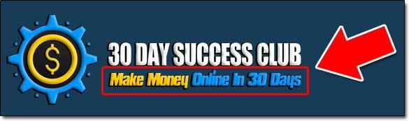 30 Day Success Club Logo