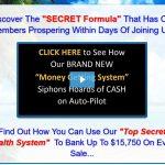 3D Wealth Machine System Website Screenshot