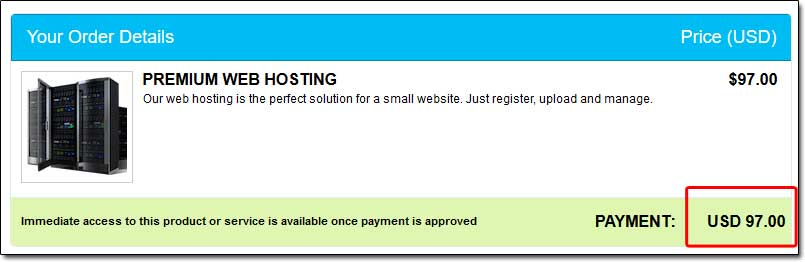 Automated Income Sites Premium Web Hosting Cost
