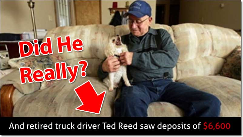 Instant Payday Tricks Ted Reed