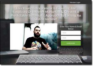 Internet Lifestyle Pros System Website Screenshot