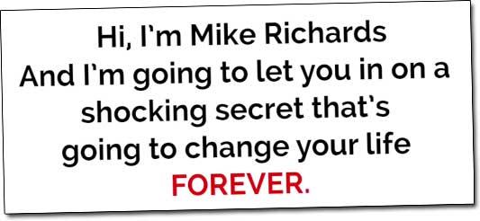 Mike Richards Easy Insta Profits