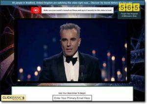 Millionaire's Brain Academy Website Screenshot