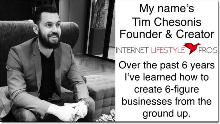 Tim Chesonis