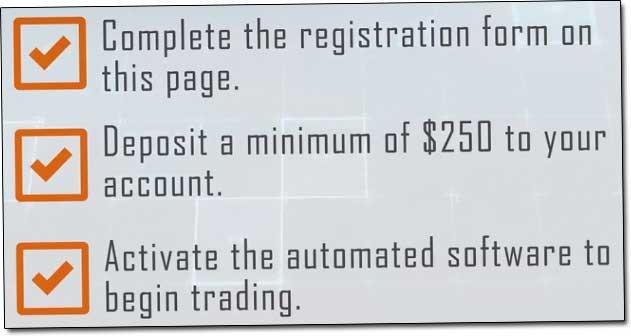 Bitcoin Aussie System Steps