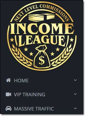 Income League Members Area