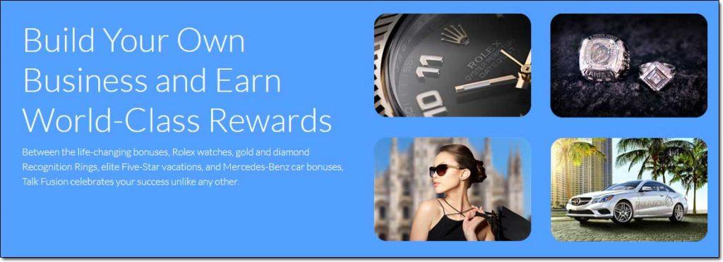 Talk Fusion Rewards