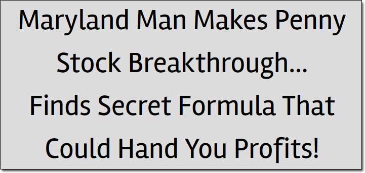 Greg Guenthner's Seven Figure Formula