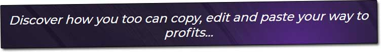 Ultimate PayDays Copy & Paste Profits