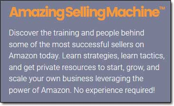 Amazing Selling Machine Description
