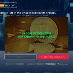 Bitcoin Hack System Website Screenshot