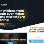 Bitcoin Profit System Website Screenshot