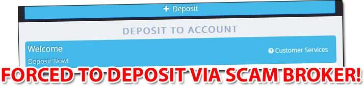 Bitcoin Profit System Broker Deposit