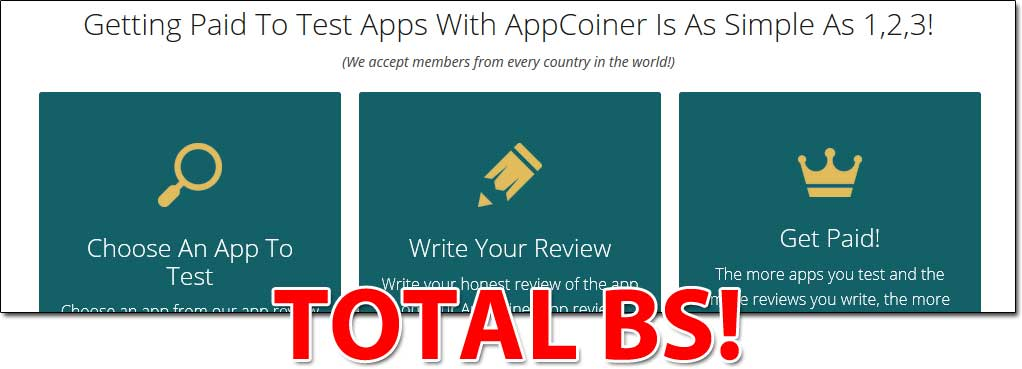 How App Coiner Works