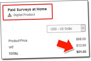 Paid Surveys At Home Cost