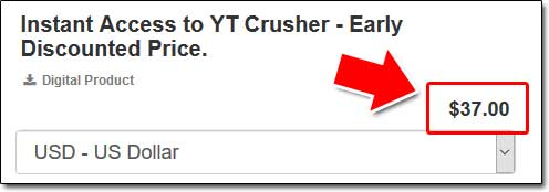 YT Crusher Cost