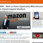 Amazon Wealth System Website Screenshot