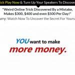 Cash At Home Bonanza Website Screenshot
