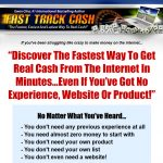 Fast Track Cash System Website Screenshot