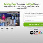 Insiders Cash Club System Website Screenshot
