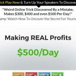 Real Profits Online System Website Screenshot