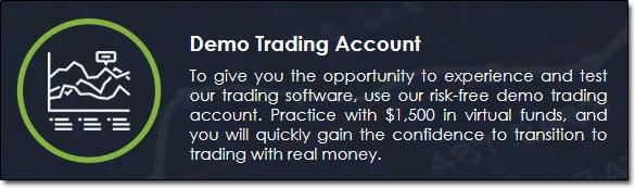 Algo Signals Demo Trading Account