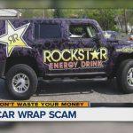 Car Wrap Advertising Scam News Report